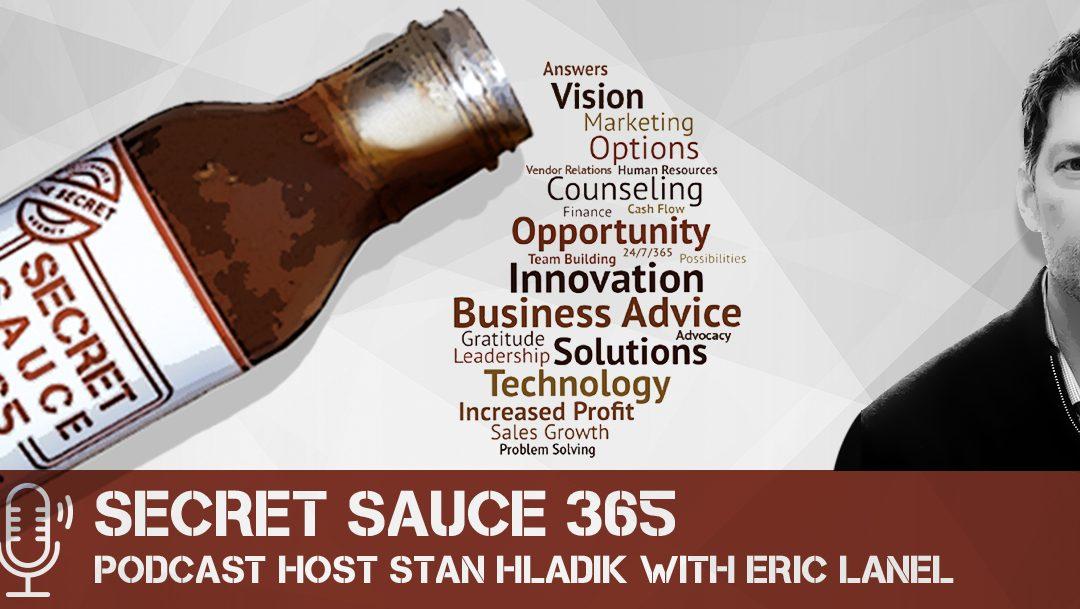 Secret Sauce 365 Podcast: Marketing Your Business