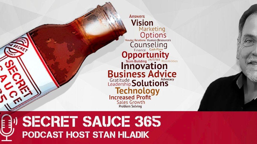Secret Sauce 365 Podcast: IT Business Tips