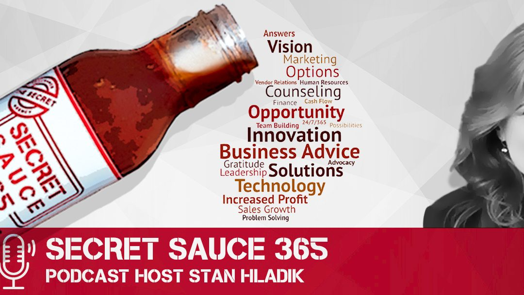 Secret Sauce 365 Podcast: Accounting Tips