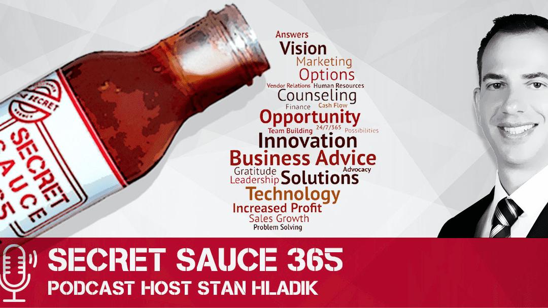 Secret Sauce 365 Podcast: Chris Dragone